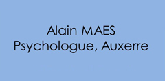 logo psychologue Alain Maes